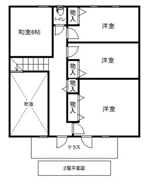 中軽井沢 前沢ログハウス