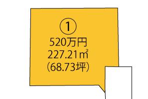 榛東村土地1区画