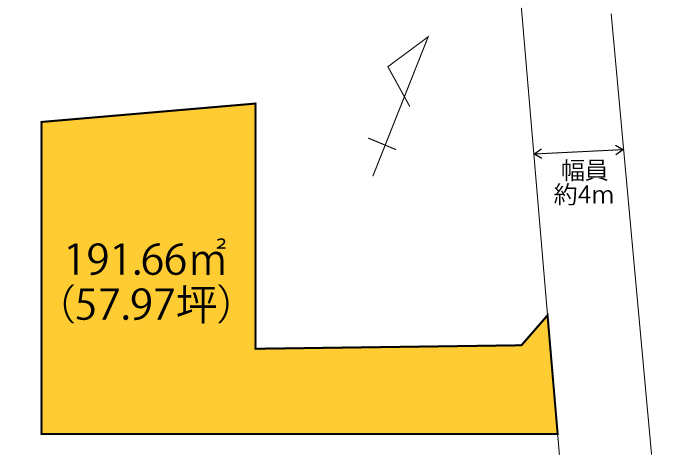 下和田町 区画図