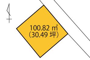 和田町 区画図