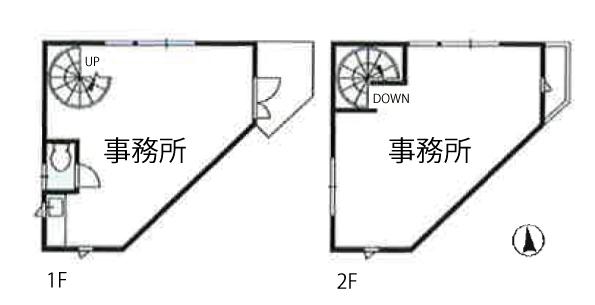 高崎市飯塚町 貸事務所