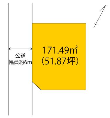 元総社町 土地